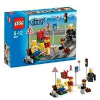 Lego City 8401Лего Город Коллекция минифигур Город LEGO 8401 ЛЕГО