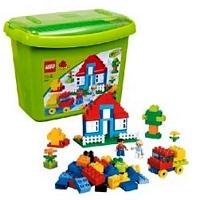 Lego Duplo 5507 Лего Дупло Огромная коробка DUPLO 5507 ЛЕГО