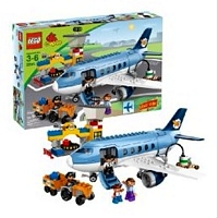 Lego Duplo 5595 Лего Дупло Аэропорт 5595 ЛЕГО