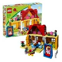 Lego Duplo 5639 Лего Дупло Дом для семьи 5639 ЛЕГО