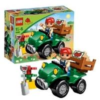 Lego Duplo 5645 Лего Дупло Фермерский квадроцикл 5645 ЛЕГО