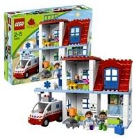 Lego Duplo 5695 Лего Дупло Больница 5695 ЛЕГО