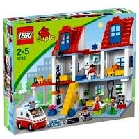Lego Duplo 5795 Лего Дупло Большая городская больница 5795 ЛЕГО
