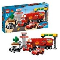 Lego Duplo Cars 5816 Лего Дупло Тачки Путешествие Мака 5816 ЛЕГО