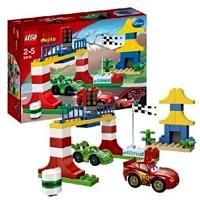 Lego Duplo Cars 5819 Лего Дупло Тачки 2 Токийские гонки 5819 ЛЕГО