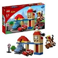 Lego Duplo Cars 5828 Лего Дупло Тачки 2 Большой Бентли 5828 ЛЕГО