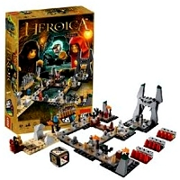 Lego Games 3859 Игра ЛЕГО Героика – Пещеры Натхуз 3859 ЛЕГО