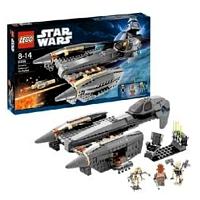 Lego Star Wars 8095 Лего Звездные войны Звездный истребитель Генерала Гривуса 8095 ЛЕГО
