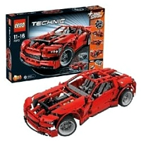 Lego Technic 8070 Лего Техник Суперавтомобиль 8070 ЛЕГО