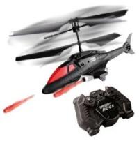 AIRHOGS вертолёт на ИК пульте стреляет ракетами (SHARP SHOOTER)