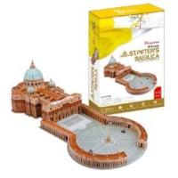 Cubic Fun Собор Святого Петра (Ватикан, Италия)