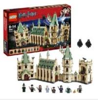 Lego Harry Potter 4842 Лего Гарри Поттер Замок Хогвартс 4842 ЛЕГО