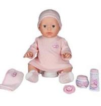 ZAPF Creation Baby Annabell Кукла Нежный уход, 42 см, кор
