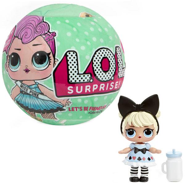 LOL 548485 Кукла-сюрприз в шарике