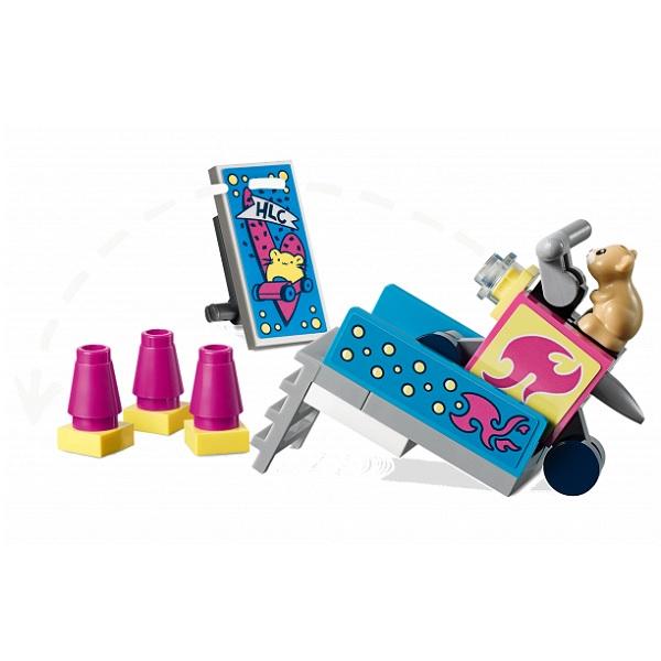 Лего Подружки 41383 Конструктор Игровая площадка для хомячка Оливии