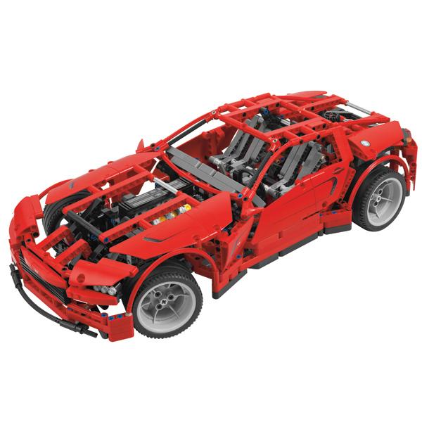 Лего Техник 8070 Конструктор Суперавтомобиль