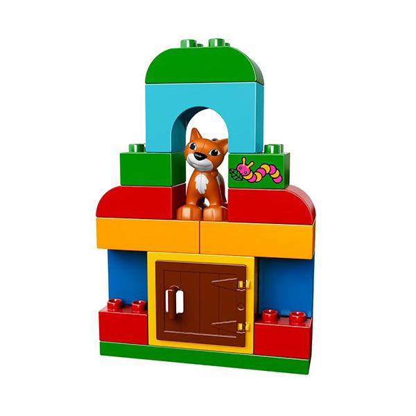Конструктор Lego Duplo 10570 Лего Дупло Лучшие друзья: кот и пес