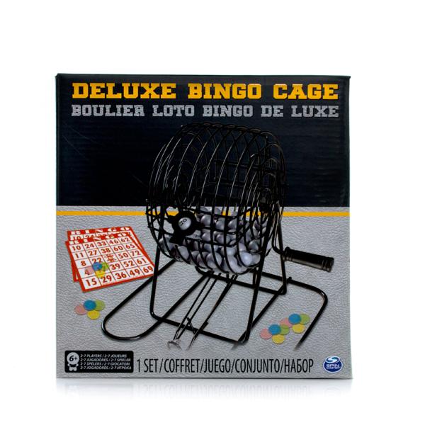 Spin Master 6033152 Лото Бинго делюкс