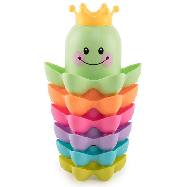 Happy Baby 330090 Набор игрушек AQUA KING