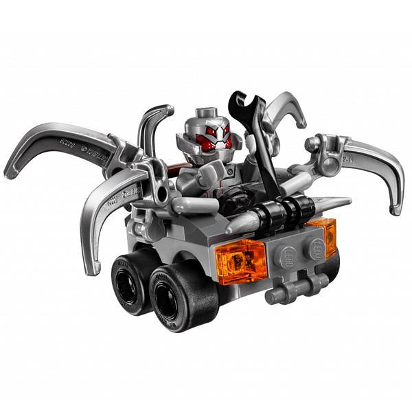 Lego Super Heroes 76066 Конструктор Лего Супер Герои Халк против Альтрона