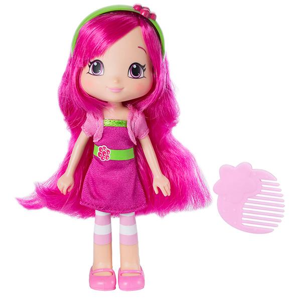 Strawberry Shortcake 12273 Шарлотта Земляничка Кукла Малина 15 см