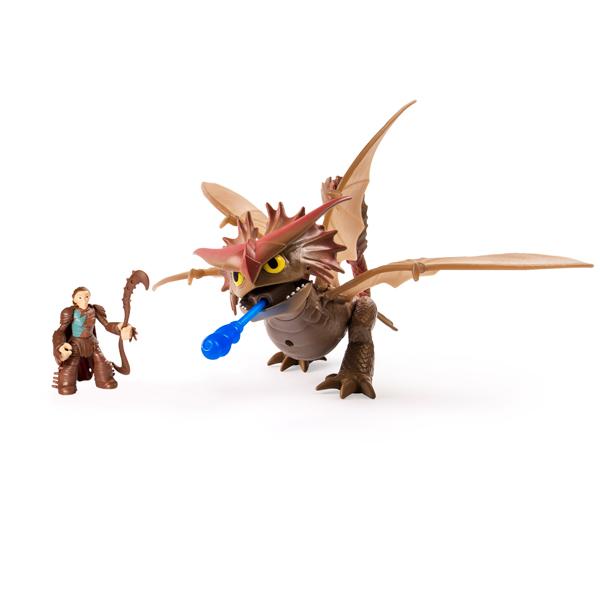 Dragons 66601 Дрэгонс Большой дракон и всадник