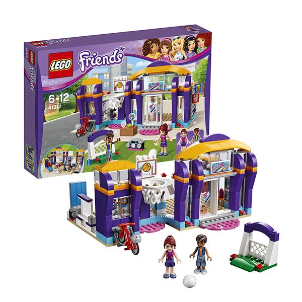 Lego Friends 41312 Лего Подружки Спортивный центр lego 60139 город мобильный командный центр