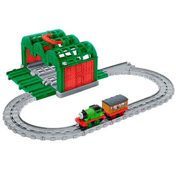 Mattel Thomas & Friend DVT10 Мой первый Томас Переносные игровые наборы