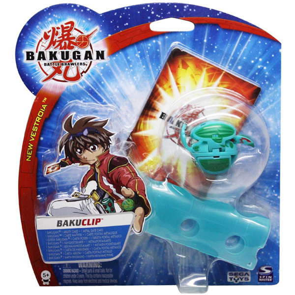 Bakugan Бакуган 2 Сезон 64271 набор с обоймой