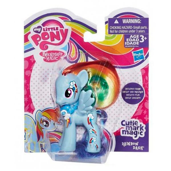 Hasbro My Little Pony B0388 Пони Рейнбоу Дэш