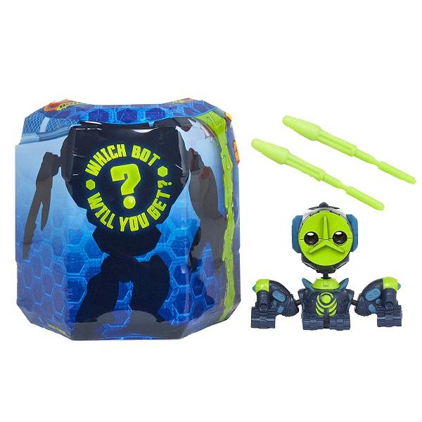 Ready2Robot 553977 Капсула и минибот (набор 4)