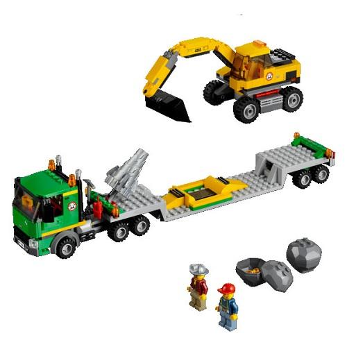LEGO City 4203 Конструктор ЛЕГО Город Экскаватор