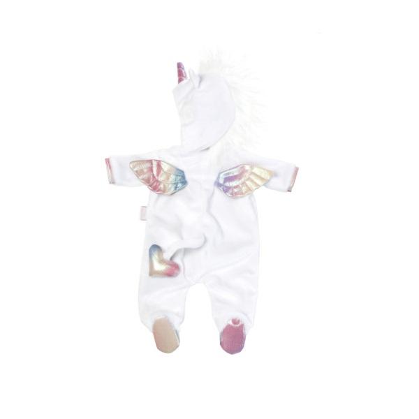 "Zapf Creation Baby born 824-955 Бэби Борн Теплый комбинезончик ""Единорог"""