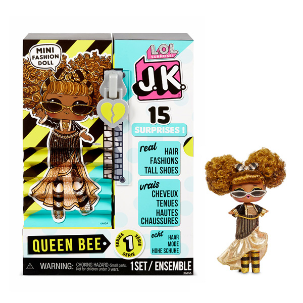 L.O.L. Surprise 570783 Куколка J.K. - Queen Bee