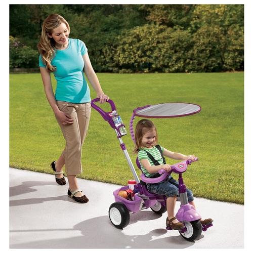 """Little Tikes 627361 Литл Тайкс """"Велосипед 3 в 1"""" розовый"""