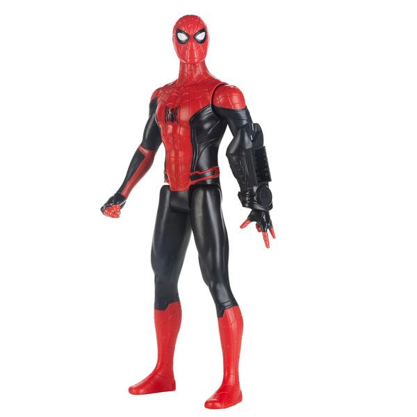 Hasbro Spider-Man E5766 Фигурка Человека-паука PFX, 30 см titan hero 30 см