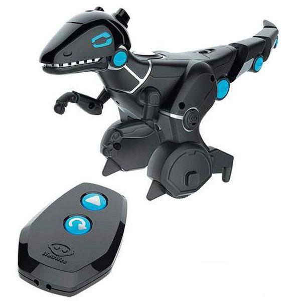 Wow Wee 3890TT Мини робот Мипозавр на радиоуправлении робот wow wee рептилия