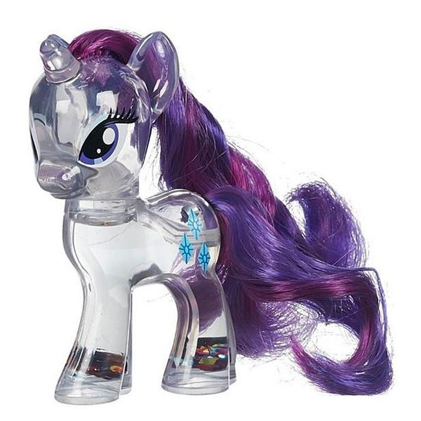 Hasbro My Little Pony B0734 Рарити с блестками