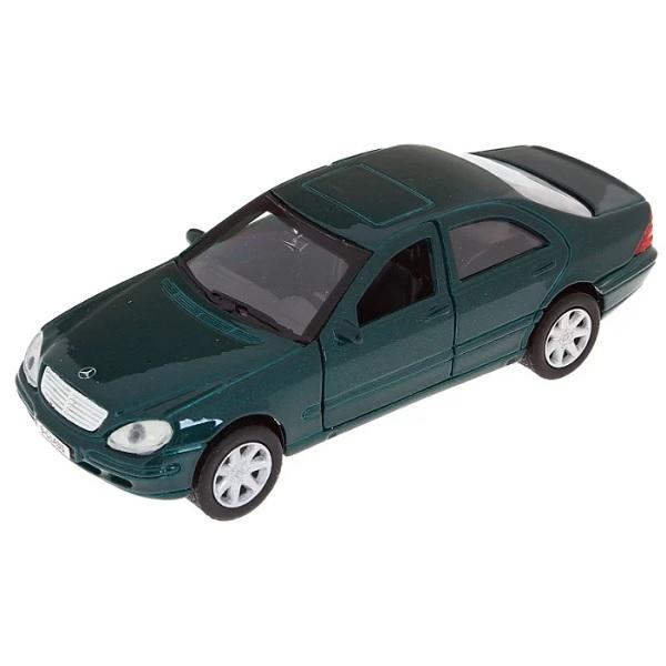 Welly 49751 Велли Модель машины 1:34-39 MB S-CLASS