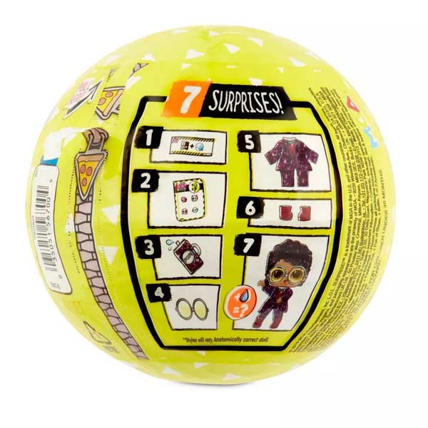 L.O.L. Surprise 567004 ЛОЛ Мальчики series 3