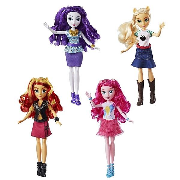 Hasbro Equestria Girls E0348 Май Литл Пони Девочки Эквестрии (в ассортименте)