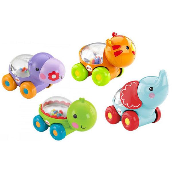 Mattel Fisher-Price BGX29 Фишер Прайс Игрушки с прыгающими шариками (в ассортименте) mattel игрушки веселые друзья со звуком fisher price в ассортименте