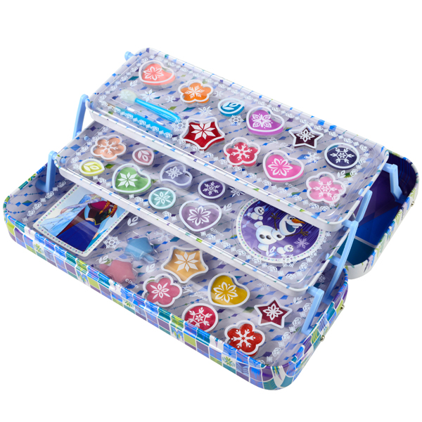 Markwins 9701651 Frozen Игровой набор детской декоративной косметики в пенале