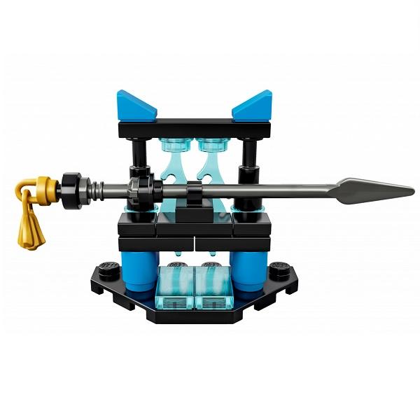 Lego Ninjago 70634 Конструктор Лего Ниндзяго Ния - Мастер Кружитцу