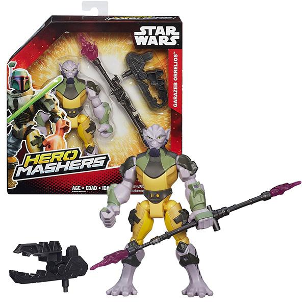 купить Hasbro Star Wars B3666 Звездные Войны Фигурка 15 см делюкс (в ассортименте) недорого