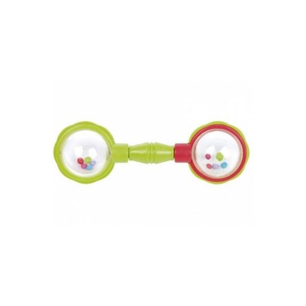 Canpol babies 250930641 Погремушка - штанга, зеленая, 0+