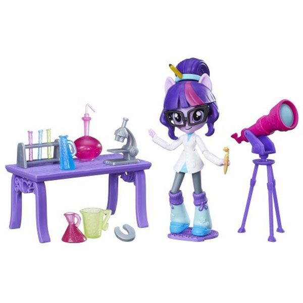Hasbro My Little Pony B4910 Equestria Girls Игровой набор для мини-кукол (в ассортименте)