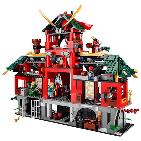 Lego Ninjago 70728 Лего Ниндзяго Битва за Ниндзяго Сити
