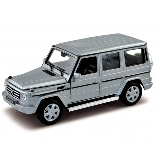 Welly 39889 Велли Модель машины 1:32 Mercedes-Benz G-класс машинка welly 1 32 mercedes benz glk 39889 page 2