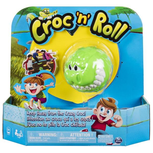 "Spin Master 34605 Спин Мастер Игра ""Croc-n-Roll"""